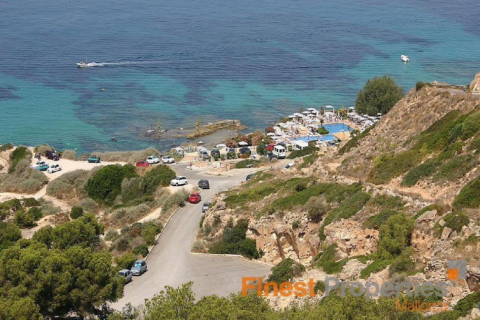 Very well maintained semi-detached house to rent in Majoris - Picture 1