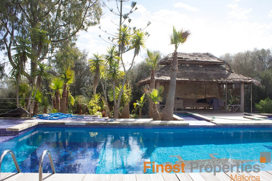 Finca with guest house and rental license for sale - Picture 1