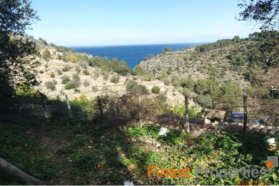 Building plot with panoramic sea views in Deia for sale - Picture 1