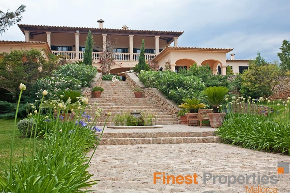 Villas + Country Houses - Esporles - Mansion style villa with stunning panoramic views near Esporles