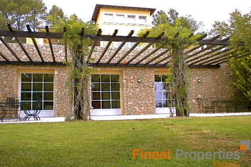 Villas + Country Houses - Esporles - Mansion with panoramic views near Esporles for sale